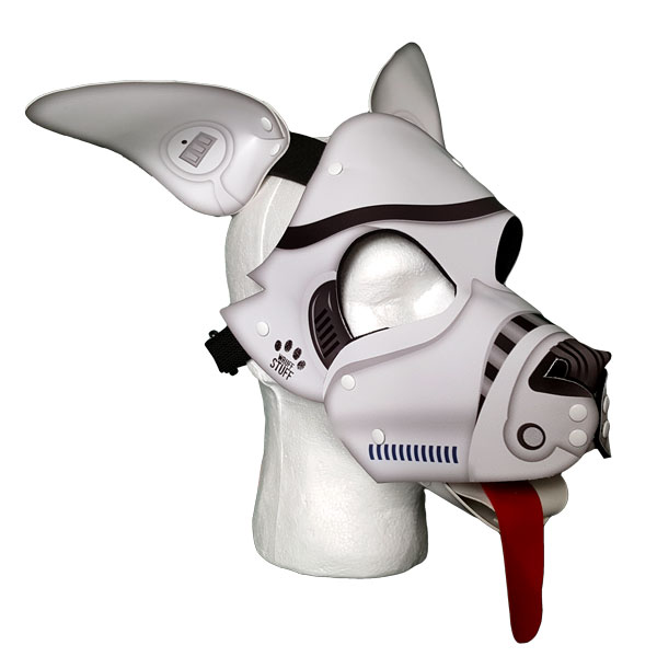Star Wars pup hood