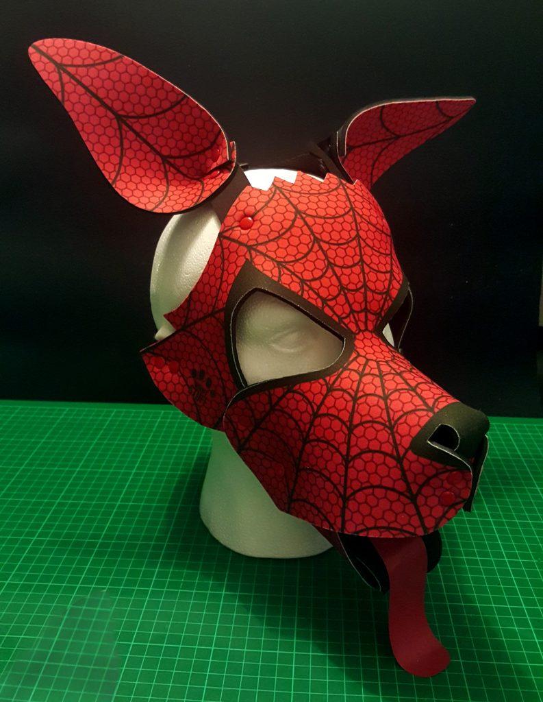spiderpup pup hood