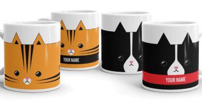 Kitten Mugs